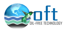 oil free technology logo