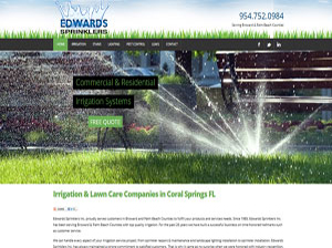 edwards sprinklers website
