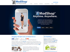 mod shop website