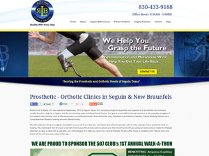 ritchie limb and brace website