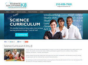 science solutions website