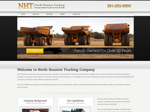 north houston trucking